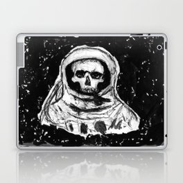 Space Creepiness Laptop & iPad Skin