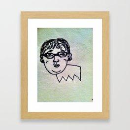 Roark Framed Art Print