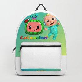 Cocomelon Nursery Rhymes Kids Songs Backpack
