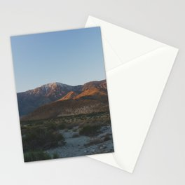 Mt San Jacinto - Pacific Crest Trail, California Stationery Cards