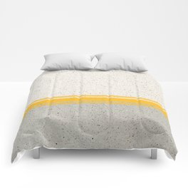 Happy Concrete Nr.:01 Comforters