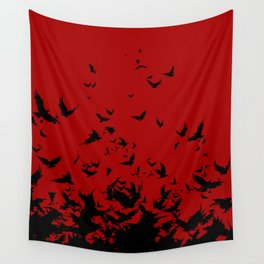 An Unkindness of Ravens Wall Tapestry
