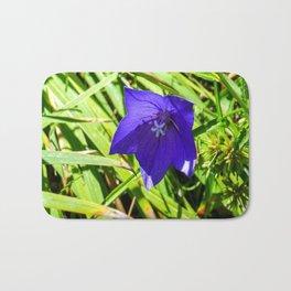 Purple Star Bath Mat