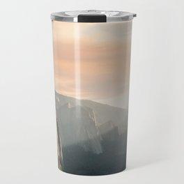 Mountains landscape 4 Travel Mug