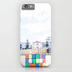 The Cube at Maroubra Beach Slim Case iPhone 6s