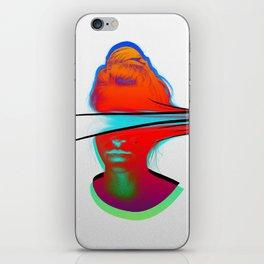 Be Fluid iPhone Skin