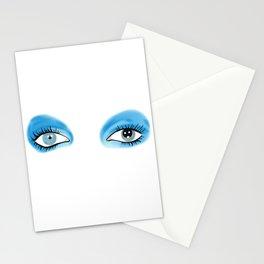 Life on Mars - Eyes Stationery Cards