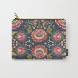 Khokhloma Gloom Carry-All Pouch