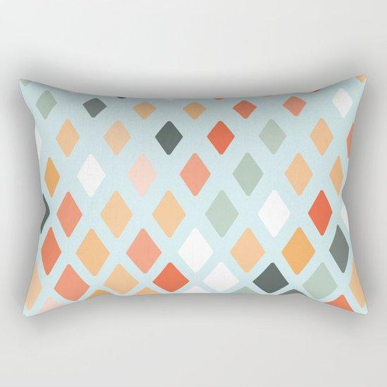 Disconnect Rectangular Pillow