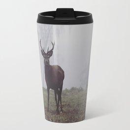 Foggy Richmond Park Travel Mug