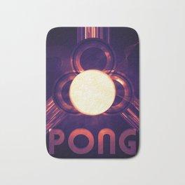 PONG #3 Bath Mat