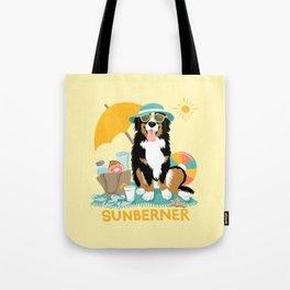 Sittin' Sunberner Tote Bag