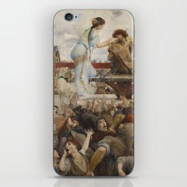 The Hunchback of Notre Dame - Luc-Olivier Merson iPhone Skin