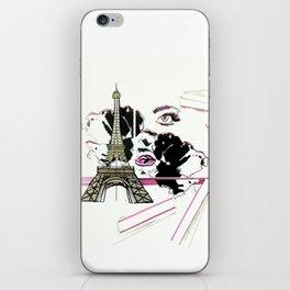 Son Paris 1.0 iPhone Skin