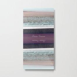 Ocean Dream II Metal Print
