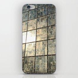 Mirror Glass iPhone Skin