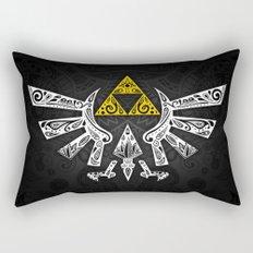 Zelda Hyrule Rectangular Pillow