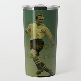 Preston North End - Finney Travel Mug