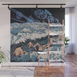 Onsen Wall Mural