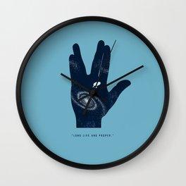Long live and proper Wall Clock