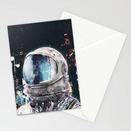 Night Life Stationery Cards