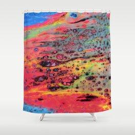 Bang Pop 106 Shower Curtain