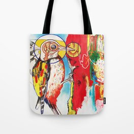 The Anatomy of Self Infliction  Tote Bag
