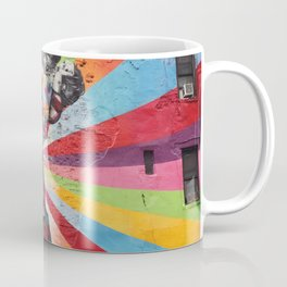 New York Graffiti Coffee Mug