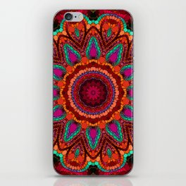 Kaleidoscope for moments of relaxation iPhone Skin