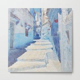 Mediterranean journey-Morocco Metal Print