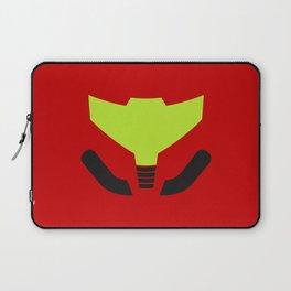 Samus' visor Laptop Sleeve