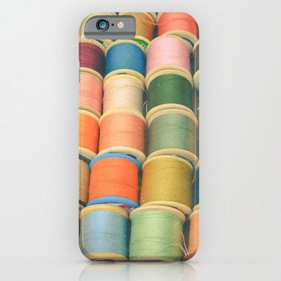 Sew a Rainbow iPhone & iPod Case