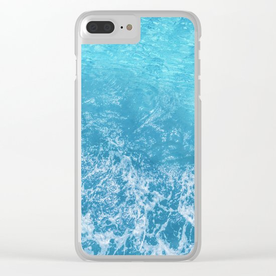 Sea Clear iPhone Case