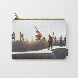 Venice Beach Skate Park Carry-All Pouch