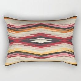 American Native Pattern No. 178 Rectangular Pillow