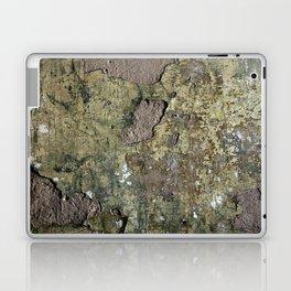 Mansion Plaster Wall 2 Laptop & iPad Skin