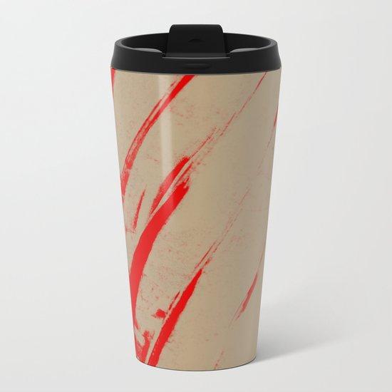 UNTITLED#69 Metal Travel Mug