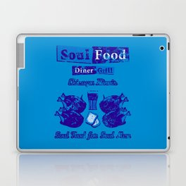 Soul Food for Soul Men Laptop & iPad Skin