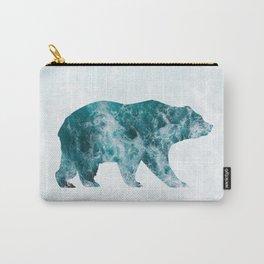 Ocean Bear Carry-All Pouch