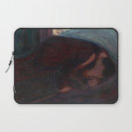 The Kiss - Edvard Munch Laptop Sleeve