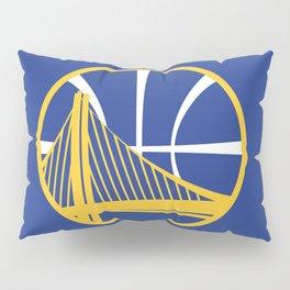 Warriors Logo Pillow Sham
