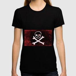 Jolly Roger With Eyeballs T-shirt