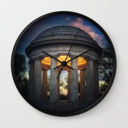 Memorial Wall Clock