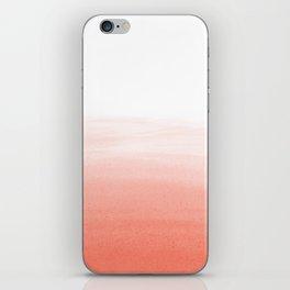 Blush Wash iPhone Skin