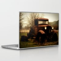ford Laptop & iPad Skins featuring Ford by Urban Frame Photography
