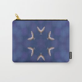 Double Winged Fantasy Carry-All Pouch