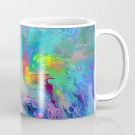Fusion - Fluid Abstract Art Coffee Mug