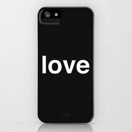 Love - Original iPhone Case