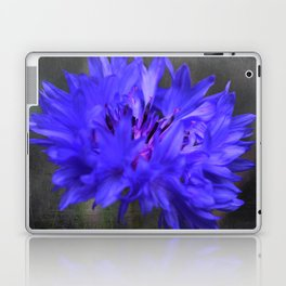 Cornflower Laptop & iPad Skin