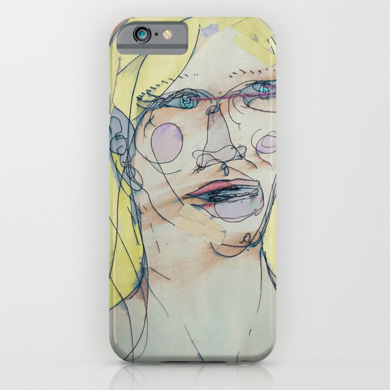 She iPhone & iPod Case